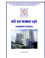 THAI DUONG JSC - HO SO NANG LUC_ Vietnamese.pdf