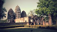Путешествия с детьми: Таиланд. Наши заметки: Исторический парк в Сукхотае