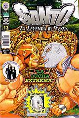 Santo La Leyenda de Plata -#13 x Bruno Bernasconi.cbr