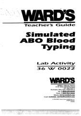 WARDS ABO blood typing teacher resource.pdf