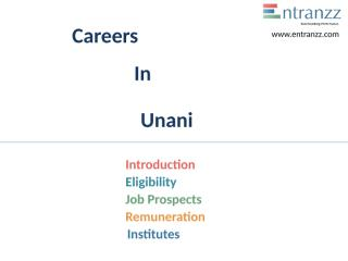 114.Careers In Unani.pptx