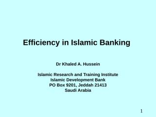 Banking_Efficiency.ppt