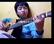 (White Lion) When The Children Cry - Sungha Jung.3GP