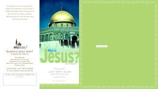 WHO IS JESUS.PDF