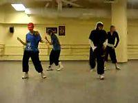 hip hop dance.flv