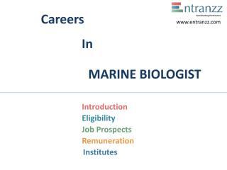 78.Careers In MARINE BIOLOGIST.pdf