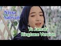 Nissa Sabyan - Ya Jamalu Ringtone Version.mp3